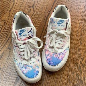 Nike AirMax cherry blossom
